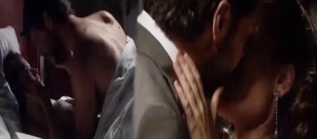 Il Segreto, anticipazioni: Lucas e Sol fanno l'amore nella trama 1155
