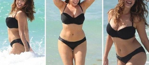 Kelly é considerada a mulher com o corpo mais perfeito do mundo