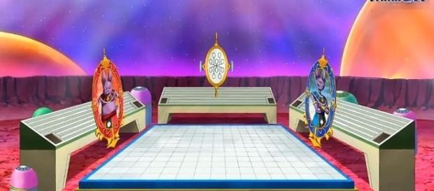 Luego de que Black sea derrotado podría tener lugar la competición propuesta por Zenoh-sama.