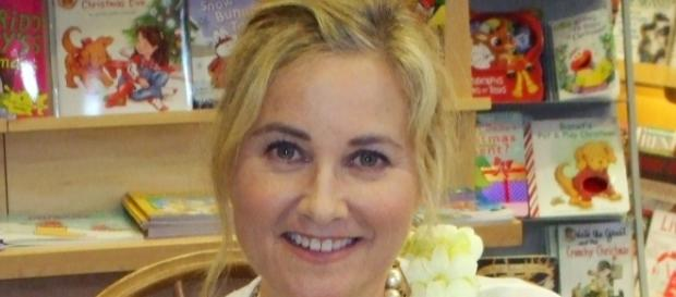 Maureen McCormick delights on DWTS, Wikimedia user Cesariojpn creative commons