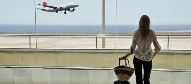 Mulher marroquina foi detida num aeroporto na Áustria