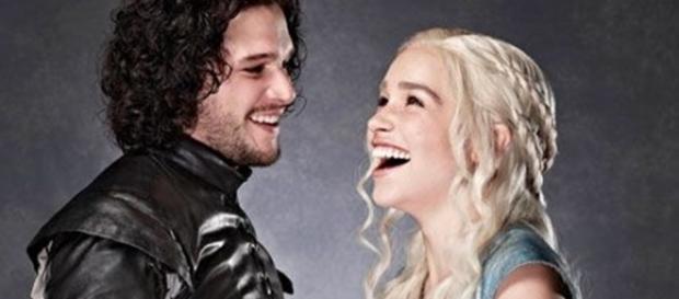 Rumor diz que Jon abdicará de título em troca de ajuda de Daenerys contra os White Walkers (Foto: EW/Reprodução)