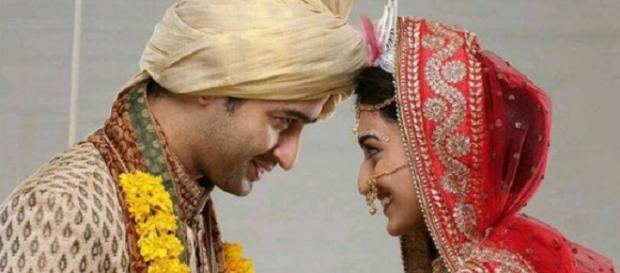 Sonakshi Dev wedding sangeet pic - (Youtube screen grab)