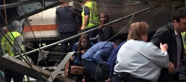 Trajico Accidente de Tren en nueva jersey