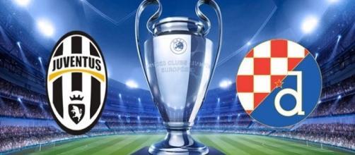 Diretta live Dinamo Zagabria-Juventus, Champions League 2^ giornata.