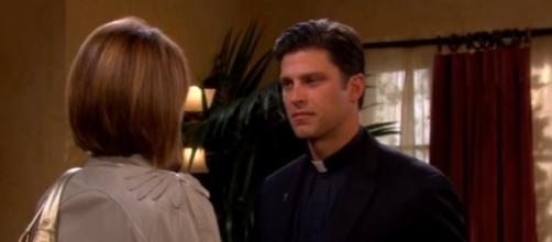 Greg Vaughan returns to 'Days Of Our Lives' - Photo via Paula Graves/Photo Screencap via NBC/YouTube.com