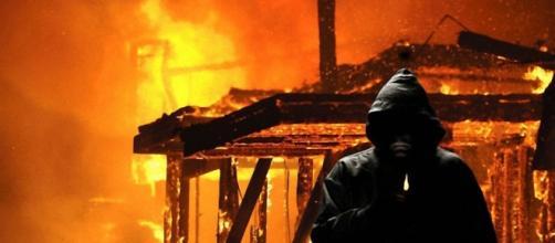 Numerosi incendi avevano devastato le campagne tra Terralba e Arborea.