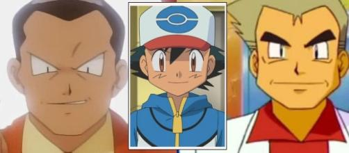 ¿Quien podría ser el padre de Ash.