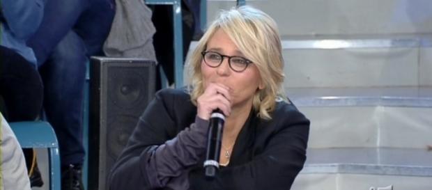 Maria De Filippi ha ospitato Ludovica e Fabio a Uomini e Donne - controcopertina.com