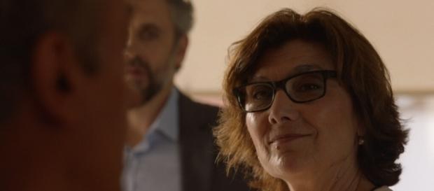 Coralina (Pepa López), uno de los nuevos personajes de la serie que más ha sorprendido junto con la deslenguada Oksana (Laia Manzanares).