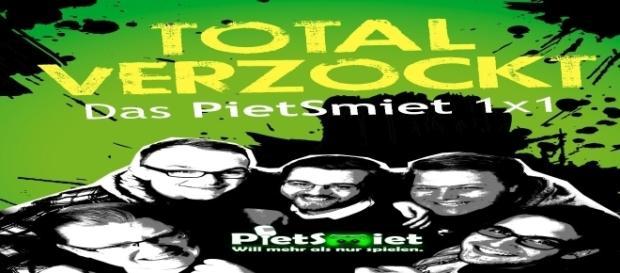 "Das Cover des Buches "" Total verzockt - Das PietSmiet 1x1"""