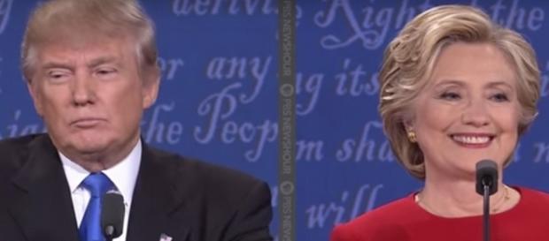 Donald Trump esce sconfitto dal primo confronto politico in tv con Hillary Clinton