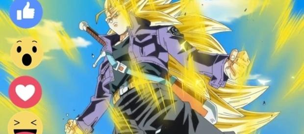 Dragon Ball Super 62 trunks super saiyajin 3