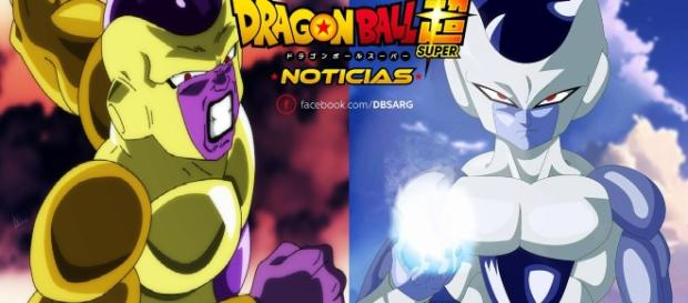 Fan-art de Nelson y Naxo99 sobre Golden Freezer y Frost