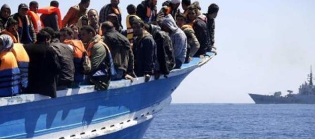 Finalmente un controllo sul territorio libico arginerà il commercio di vite umane!