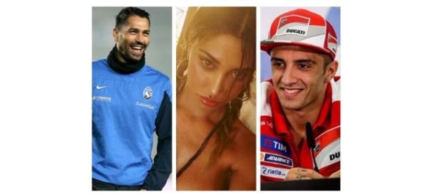 Gossip: ecco perchè Belen Rodriguez ha preferito Andrea Iannone a Marco Borriello.