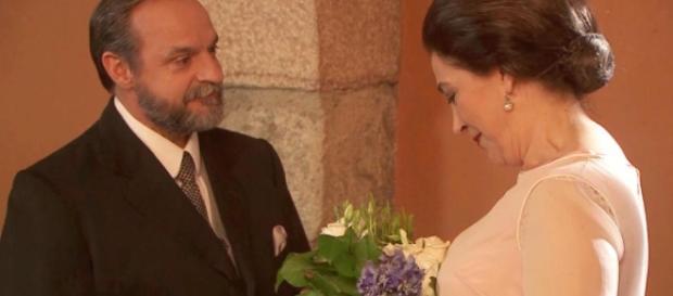 Il Segreto: Il video del matrimonio tra Francisca e Raimundo ... - melty.it