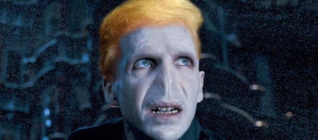 J.K. Rowling says Donald Trump is WORSE than Voldemort as Twitter ... - mirror.co.uk