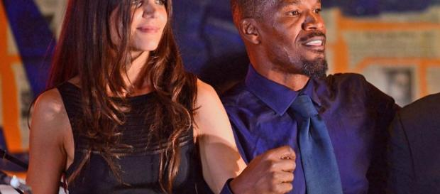 Katie Holmes and Jamie Foxx's Relationship Finally Confirmed | E ... - eonline.com