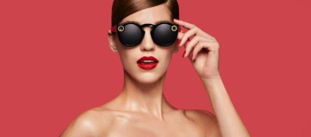 New Snapchat Spectacles/ via sfchronicle.com