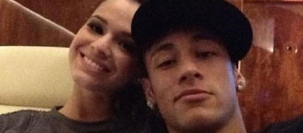 Neymar e Bruna Marquezine estiveram juntos nesse último fim de semana