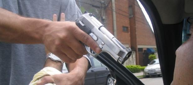 Secuestros express y otros delitos en México