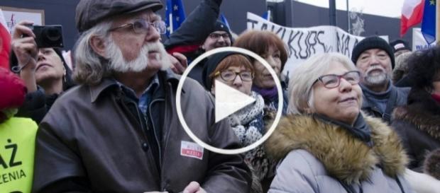 Skandaliczna wypowiedź działaczki KOD.