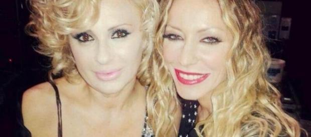 Tina Cipollari e Karina Cascella