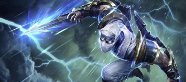 Zed, Maestro de las Sombras, campeón de League of Legends