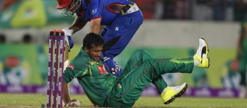 Bangladesh v Afghanistan at Dhaka (Panasiabiz.com)