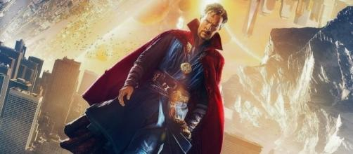 Benedict Cumberbatch protagoniza Doctor Strange