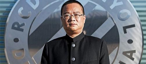 Chen Yansheng, presidente del Espanyol