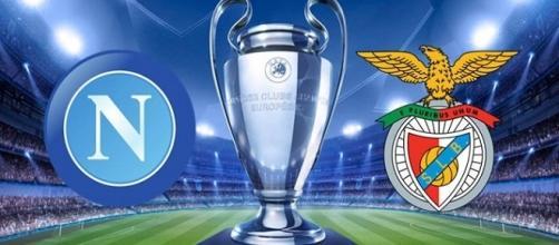 Diretta live Napoli-Benfica: 2^ giornata Champions League, oggi 28/9.