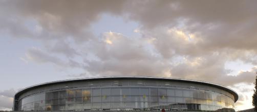 El Madrid Arena, pabellón donde tuvo lugar una macrofiesta que se saldó con cinco fallecidas