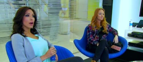 Farrah Abraham, 'Teen Mom' Family React to Maci and Taylor's ... - wetpaint.com