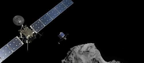 La sonda Rosetta atterra sulla cometa: info diretta streaming