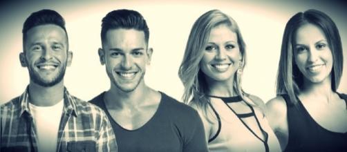 Paulo, Bruno, Christina e Tucha são os nomeados desta semana
