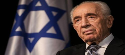 Shimon Peres, presidente israeliano dal 2007 al 2014.