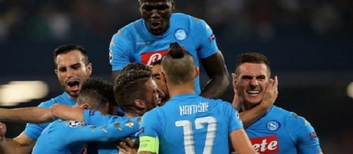Super Napoli: battuto il Benfica 4-2