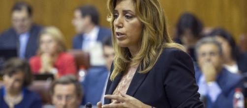 Susana Diaz, Política andaluza del PSOE