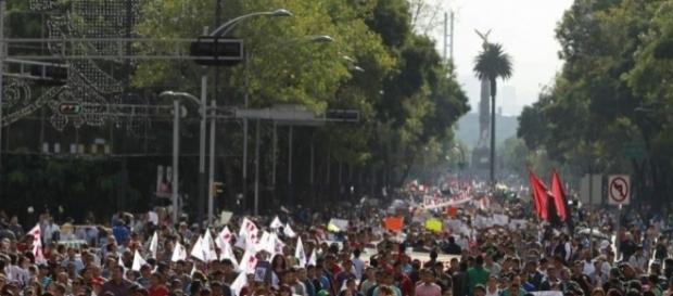 A dos años de Ayotzinapa, 130 detenidos, 0 sentencias | EL DEBATE - com.mx
