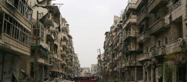 Alep, un Stalingrad syrien- Alvinet - alvinet.com