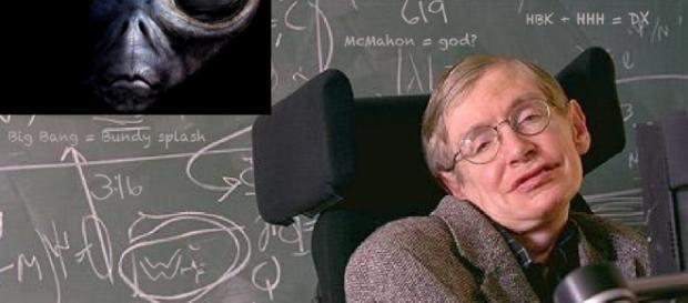 El físico recomienda ser muy cautelosos ante el posible contacto con las civilizaciones alienígenas