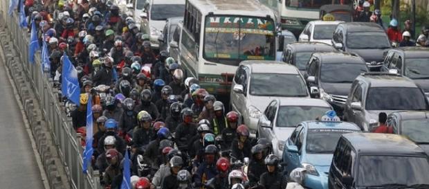 El Salvador es el país con la peor congestión vehicular en América Latina. (Foto: RT)