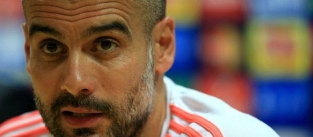 Guardiola lleva diez de victorias de diez encuentros. Foto: dailymail.