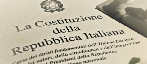 La Costituzione Italiana: tra pochi mesi il Referendum per decidere se riformarla o meno
