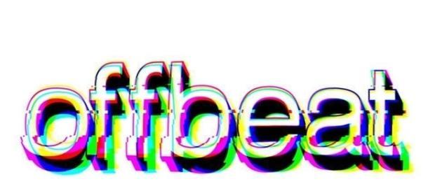 Le logo du webzine, créé par les 3 étudiants