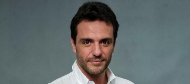 O ator global Rodrigo Lombardi