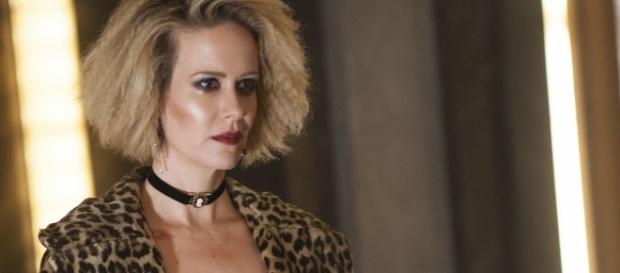 Sarah Paulson Interview on American Horror Story Character ... - popsugar.com