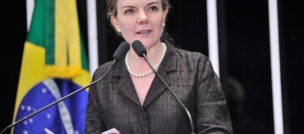 Senadora Gleisi Hoffmann se torna ré na operação Lava Jato